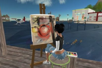 Second Life Online Spielen