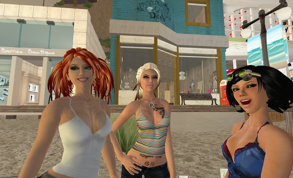 second life online spielen