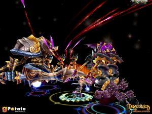 Dragonica screenshot Drakos1