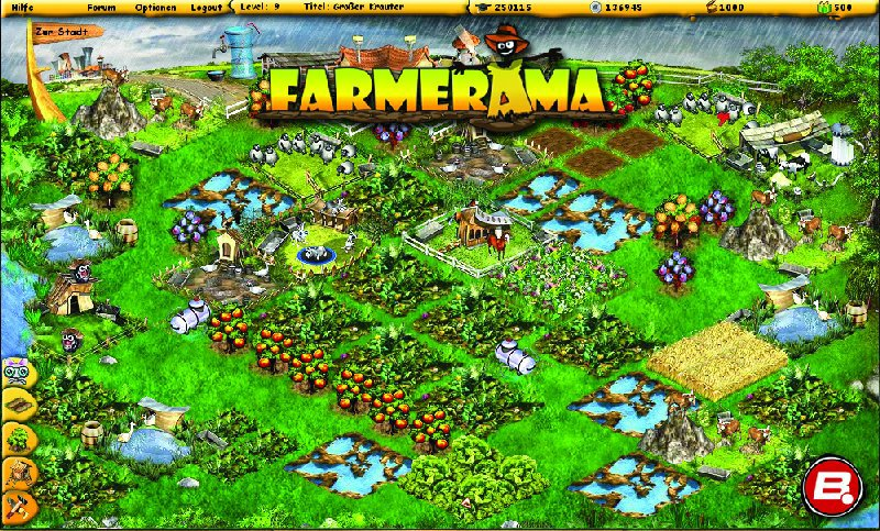 farmerama neues