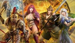 Runes of Magic Rollenspiel