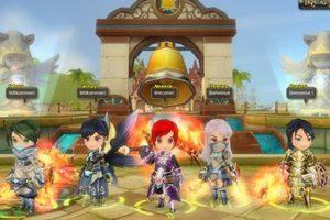 Online Rollenspiel Dragonica