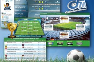 Online Fussball Manager ofm
