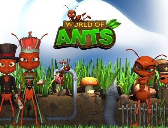 Ants Spiel