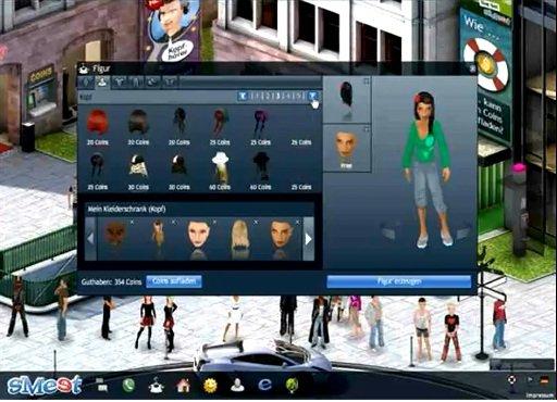 Virtuelle Sexwelt kostenlos online