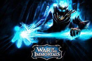 War of the Immortals war