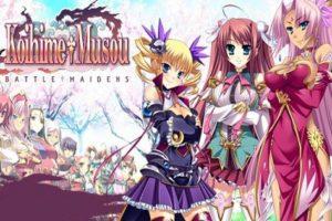 Koihime Musou - Anmeldung zur Closed Beta des Sexy Strategie-Games Koihime Musou1