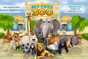 My Free Zoo - Neue Tiere und Goldboost 2012 08 30 myfreezoo