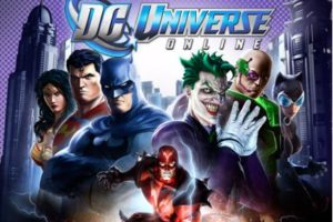 DC Universe Online DC Universe Online