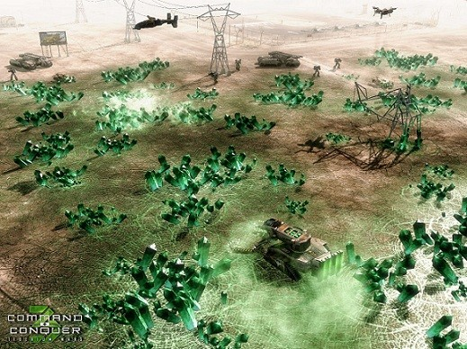 command and conquer spielen