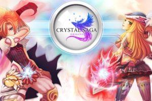 Crystal Saga crystal saga