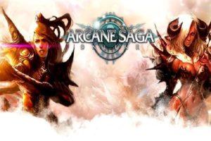Arcane Saga Online
