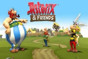 Asterix & Friends asterix