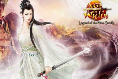 Age of Wulin - Legend of the Nine Scrolls age of wulin