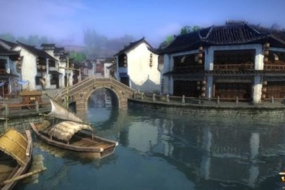 Age of Wulin - Legend of the Nine Scrolls age of wulin1