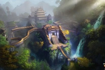 Age of Wulin - Legend of the Nine Scrolls age of wulin2