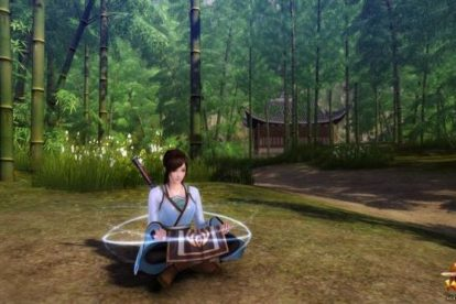 Age of Wulin - Legend of the Nine Scrolls age of wulin3