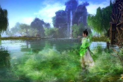 Age of Wulin - Legend of the Nine Scrolls age of wulin6