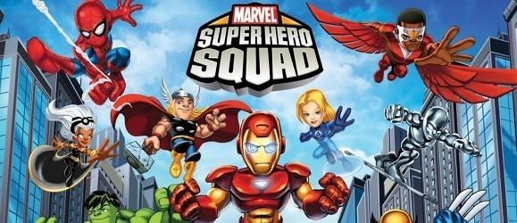 marvel super hero squad online aktion