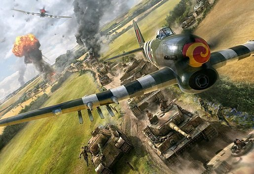 war thunder test