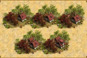 Die Siedler Online Edelholzbaumschule