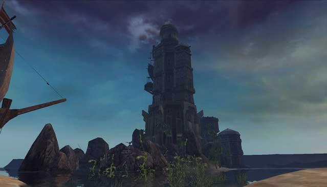 forsakenworld leuchtturm
