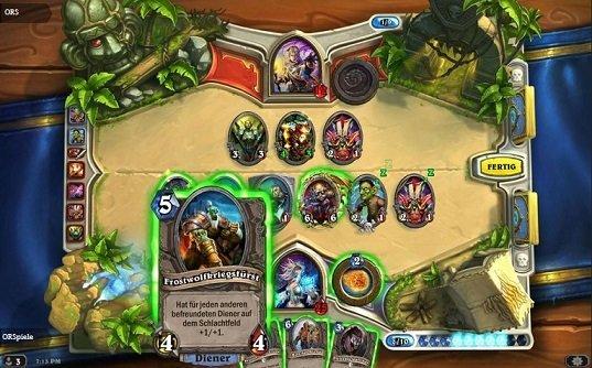 Hearthstone Heroes Of Warcraft Jetzt Gratis Anmelden