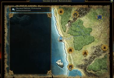 Neverwinter Schwertküste