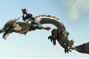 dragons prophet China