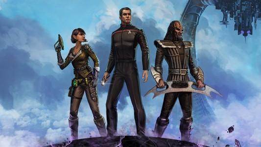 Star Trek Online Update