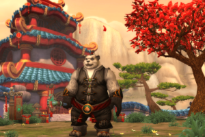 wow panda
