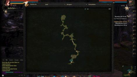 Dragon's Prophet - Auf in die Consushöhle DragonsProphet Consushoehle karte