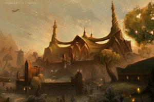 The Elder Scrolls Online Tempel des Tribunals
