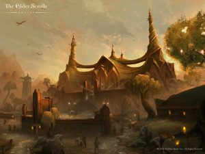 The Elder Scrolls Online - Tempel des Tribunals