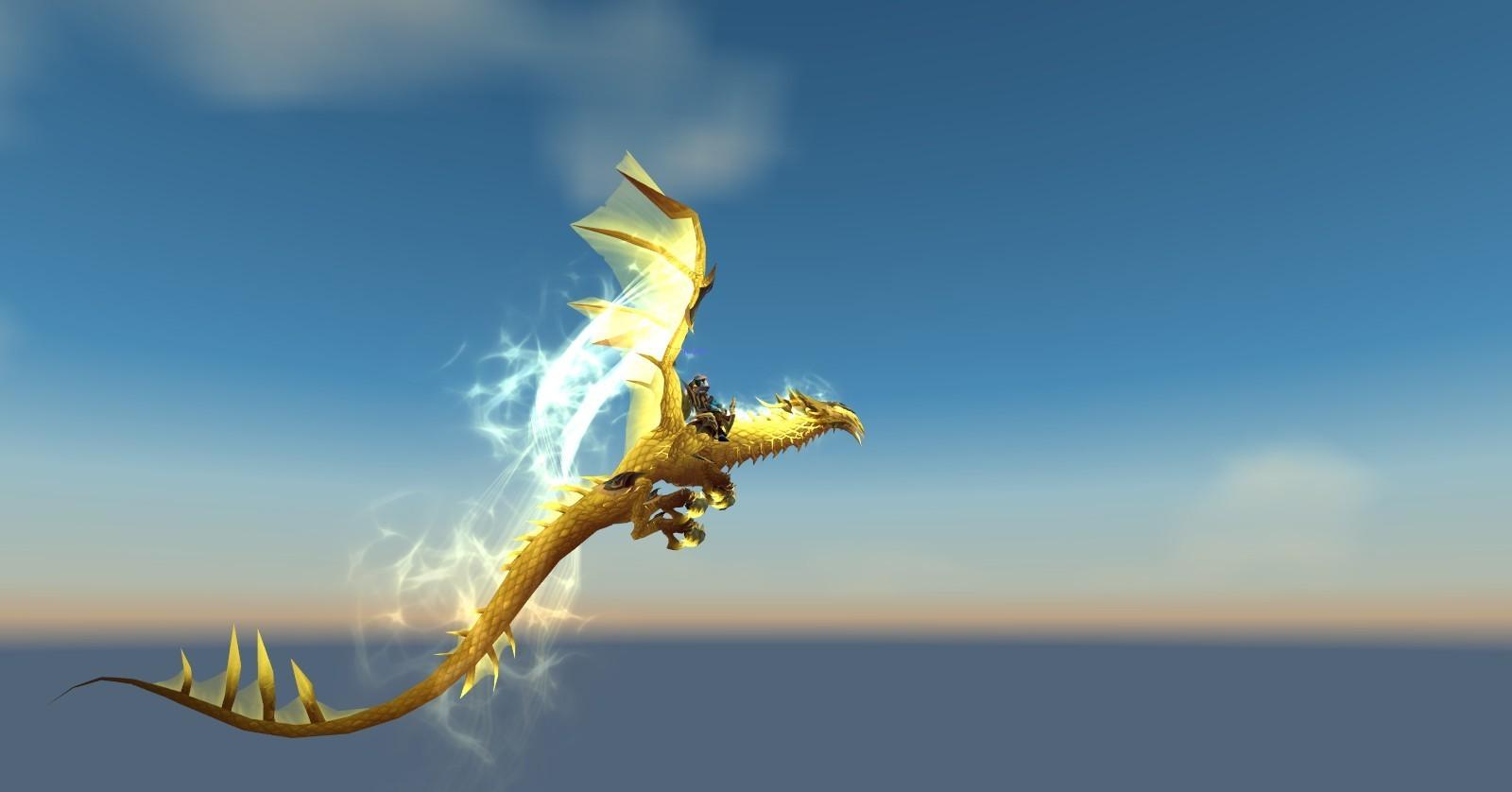 World of Warcraft Reittier