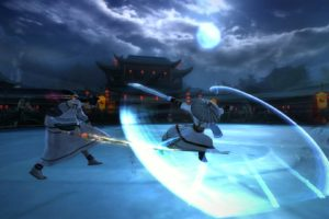 age of wulin tournament