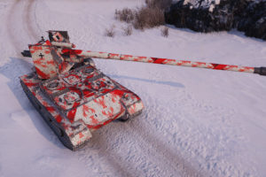WorldofTanksWinter