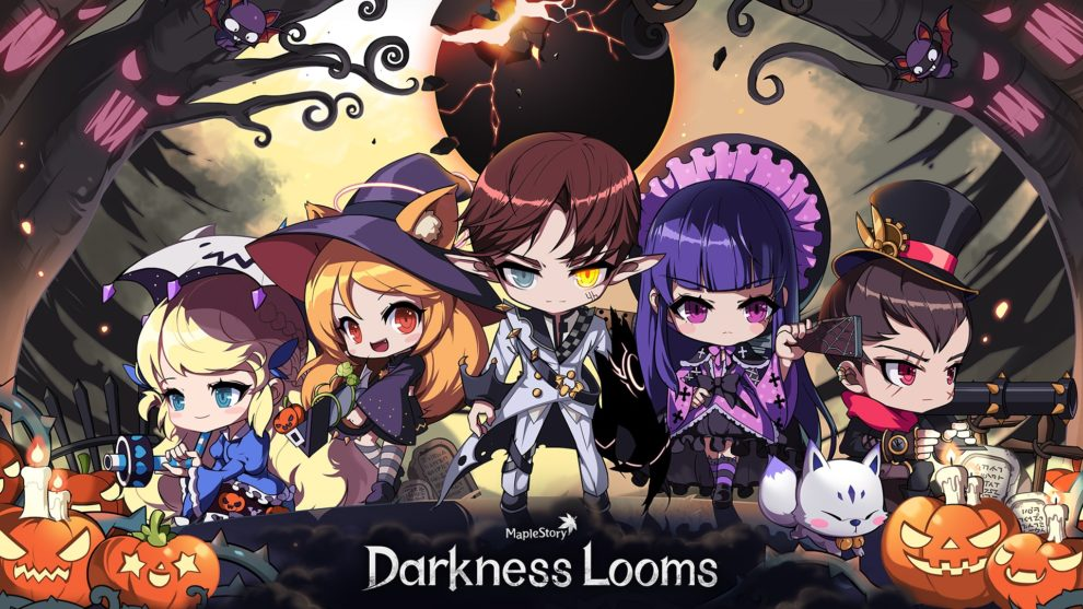 Maple Story Darkness Looms