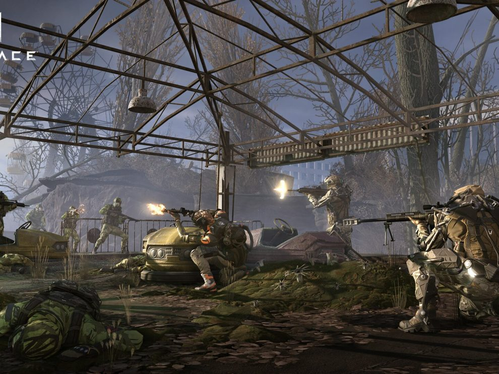 Warface - Tschernobyl Update für Konsolen verfügbar Warface Pripyat Screenshot002