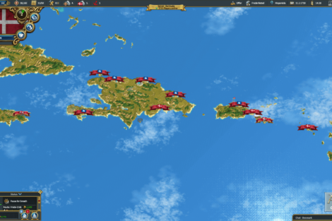 01 Admirals Caribbean Empires OpenBeta 02 19 MapOverview Screenshot