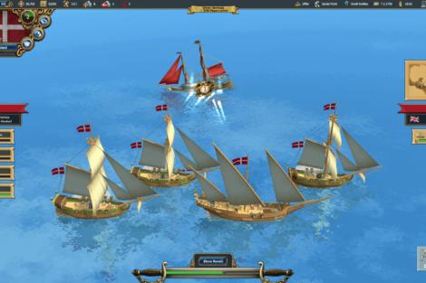 08 Admirals Caribbean Empires OpenBeta 02 19 SeaBattle Screenshot