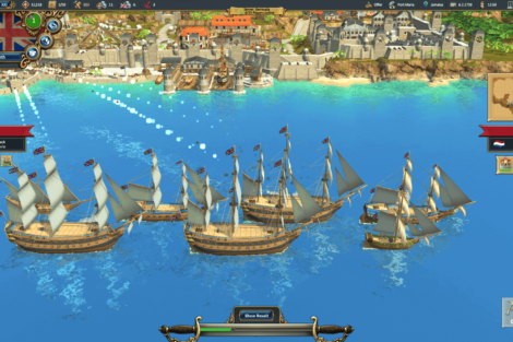 13 Admirals Caribbean Empires OpenBeta 02 19 CityAttack 01 Screenshot min