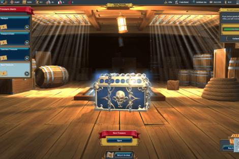 18 Admirals Caribbean Empires OpenBeta 02 19 TreasureChest Screenshot