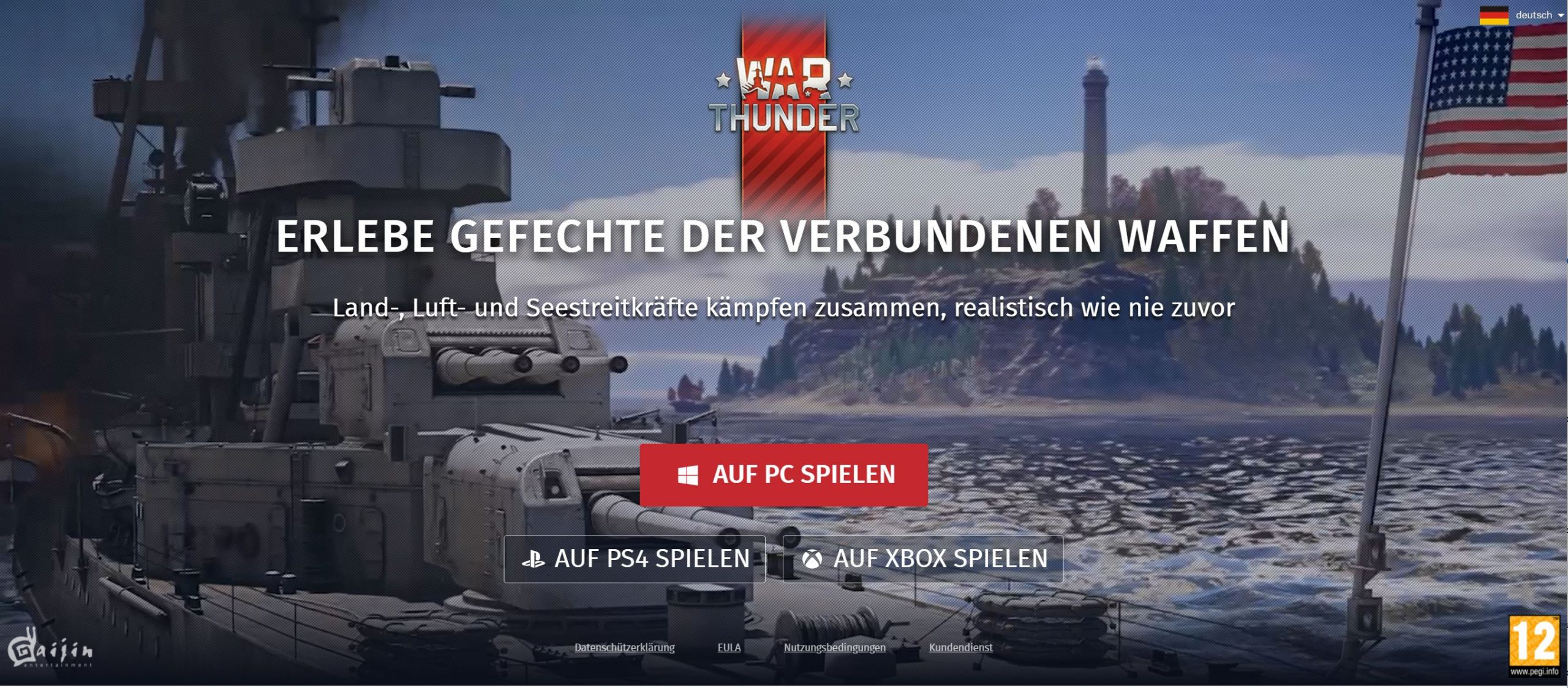 War Thunder Kostenlos
