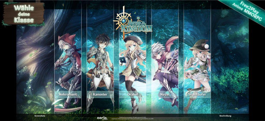 Aura Kingdom aura kingdom