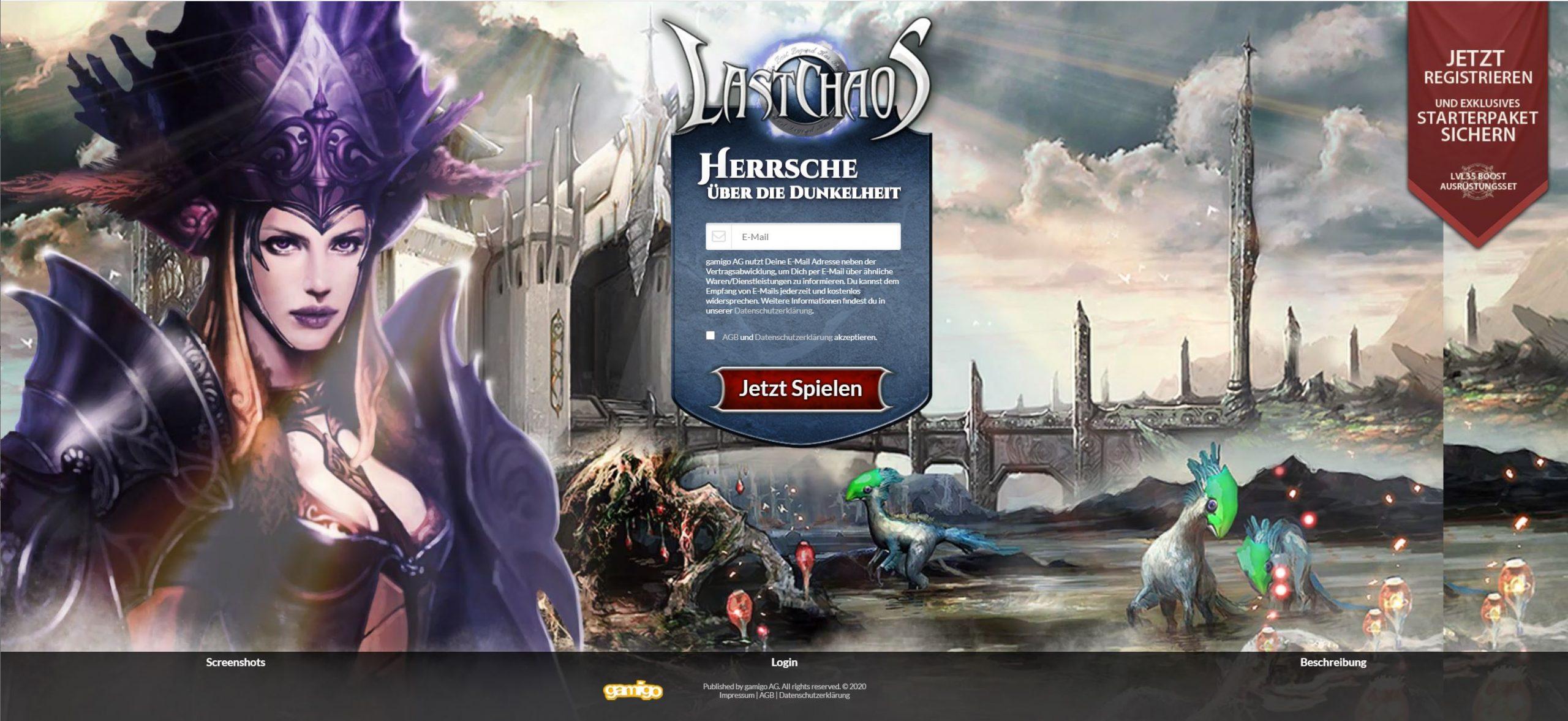 Online Rollenspiele Kostenlos