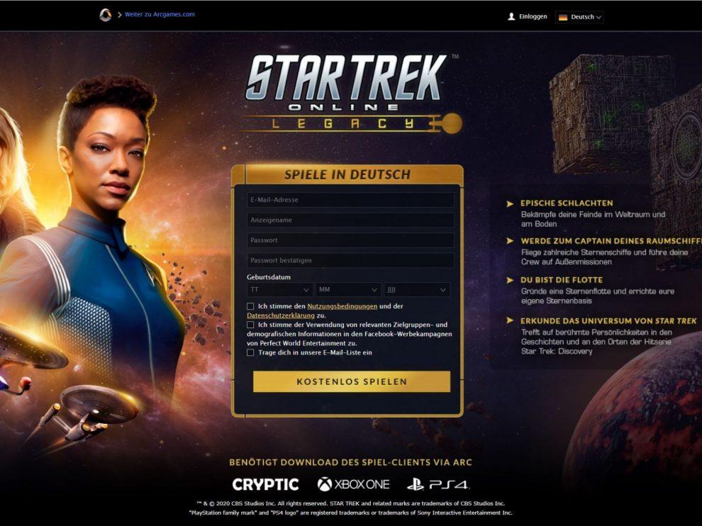 startrek-online