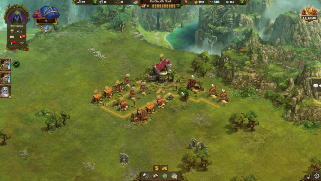 Elvenar Screenshot 12