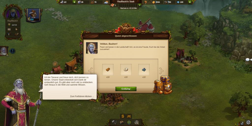Elvenar Screenshot 7
