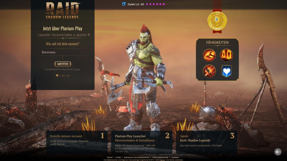 RAID Shadow Legends - Kein Pay2Win